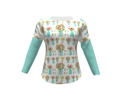 IP 4 -  Pastel Turquoise Solid