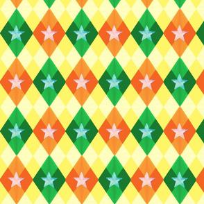 Bright Pop Star Argyle