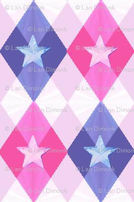 Sexy Star Argyle