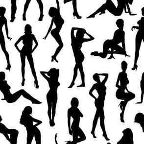 Femmes en Noir // Large
