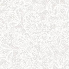 Lace // Pantone 169-1