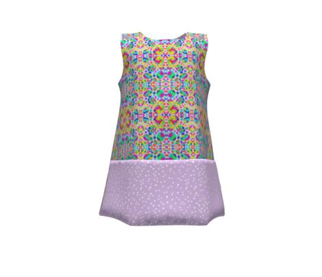 Alexa's Confetti Dots in Violet 2