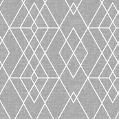 Grid Texture  gray