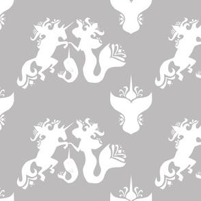 Narwhal Genesis Grey