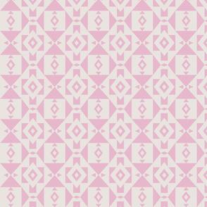 Southwest Pink Geometric