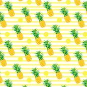 Pineapple Stripes