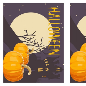 placemats for halloween