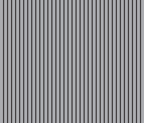 Curses and Spells Stripes Black and Gray fabric by bella_modiste on Spoonflower - custom fabric
