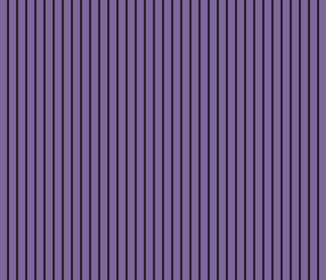 Curses and Spells Stripes Black and Purple fabric by bella_modiste on Spoonflower - custom fabric