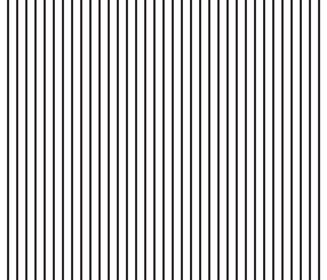 Curses and Spells Stripes Black and White fabric by bella_modiste on Spoonflower - custom fabric