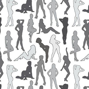 Femmes en Gris // Small