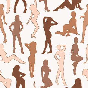 Femmes Diverses // Large