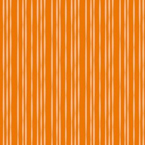 Streamer Stripe in Orange