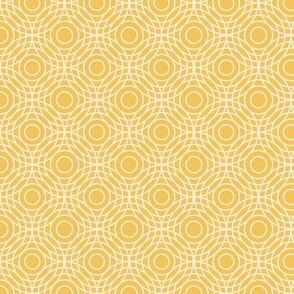 Optical Circles in Yellow