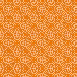 Optical Circles in Orange