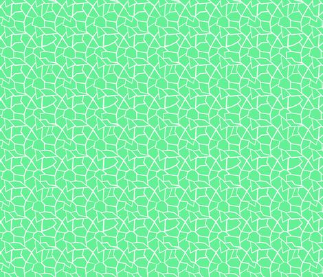 ipernity_summercolors_aqua_cracked_glass fabric by pamelachi on Spoonflower - custom fabric