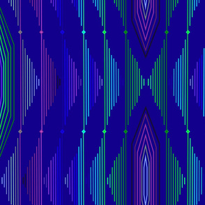 sapphire geometric