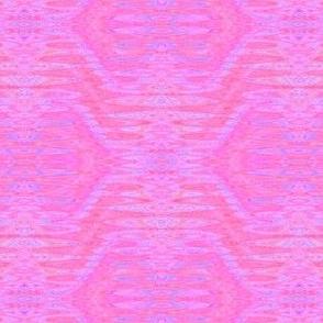 Salted Waves Pink Blue Tie Dye Blender