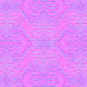 Salted Waves Pink Purple Blender Tie Dye