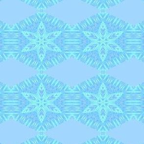 Salted Starflake Aqua