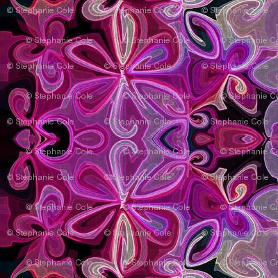 Dark Pink Lotus