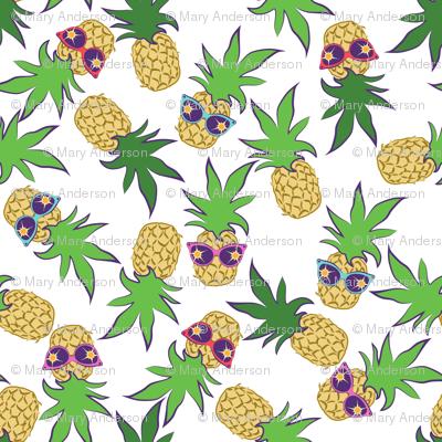 Pineapple Summer White