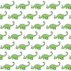 Happy Diplodocus