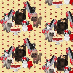 Shihtzu - Shih Tzu Cupcakes - We love to Shop