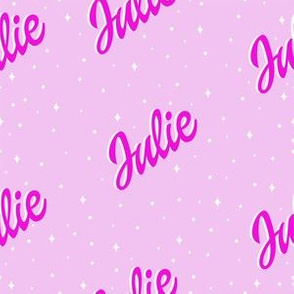 Custom Julie fabric