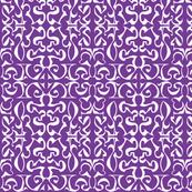 Arabesque - Purple