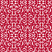 ARABESQUE Island Red