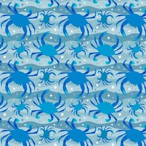Small Blue Crabs