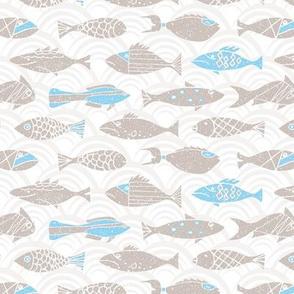 Lotta fish