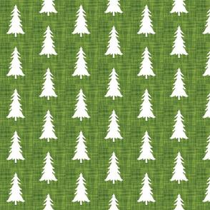 Moss Linen Trees