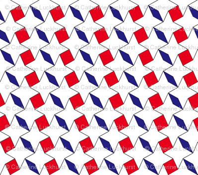 Houndstooth_Stars_and_Stripes