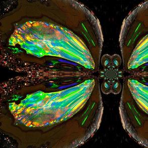 Opal Butterfly