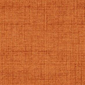 Linen - saffron