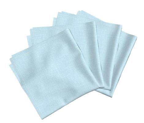 Linen - powder blue