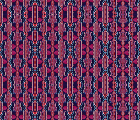 Heartfelt fabric by helena_tiainen on Spoonflower - custom fabric