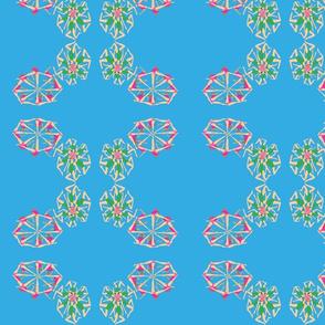 Mod synchronized floral
