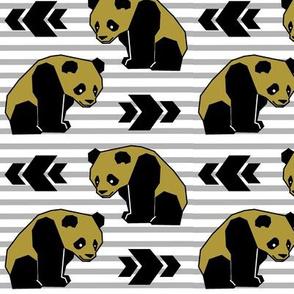 Mustard Panda
