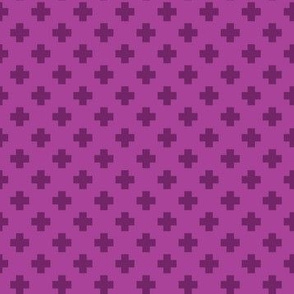 Grape Tiny Crosses