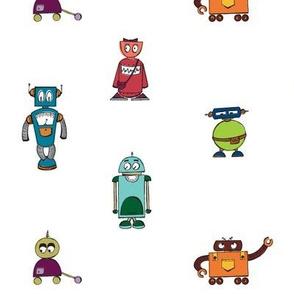 Pocket Robots
