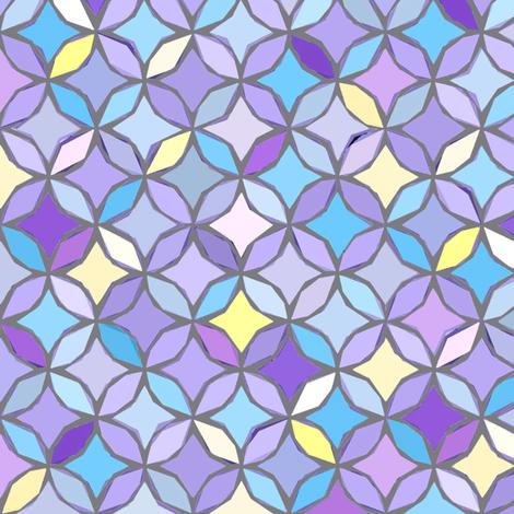church fountain fabric by keweenawchris on Spoonflower - custom fabric