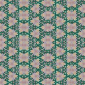 pastel mosaic