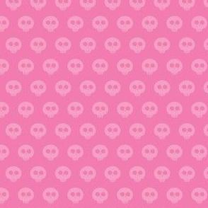 Bubblegum Skull Dot 1