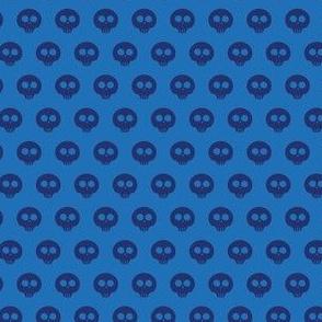 Ocean Skull Dot 1