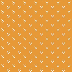 Direction - orange/white - Summer Woodland