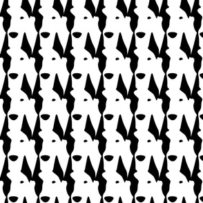 What a houndstooth pattern should be!