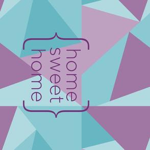 Home Sweet Home Tea Towel - 1